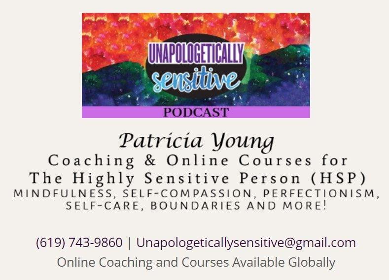 are you a highly sensitive person logo