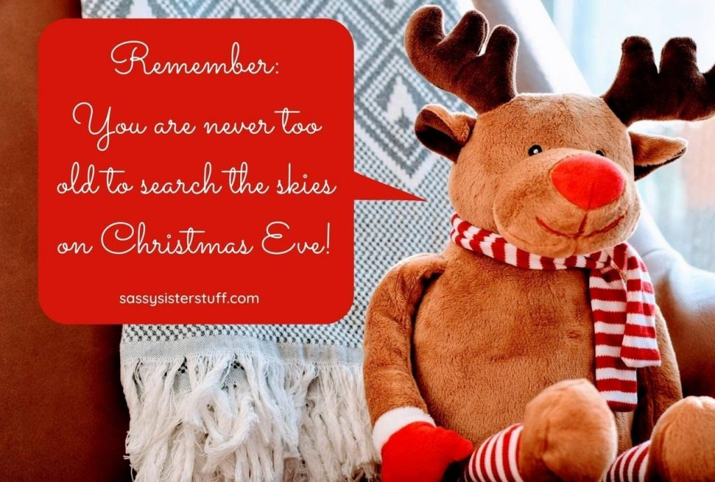 Christmas Messages to warm your heart with a reindeer