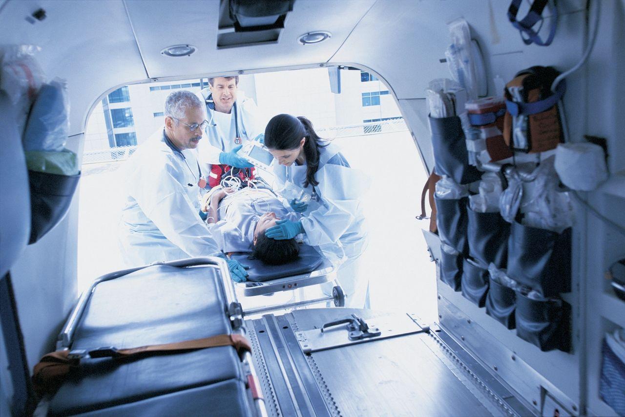 national EMS week paramedics