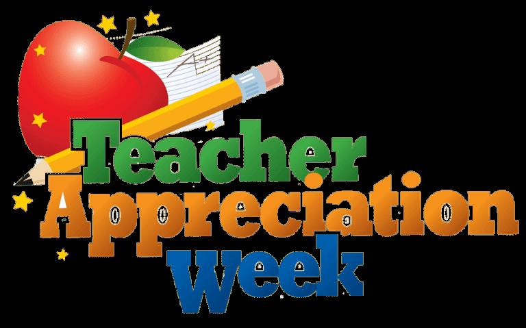 It's National Teacher Appreciation Week