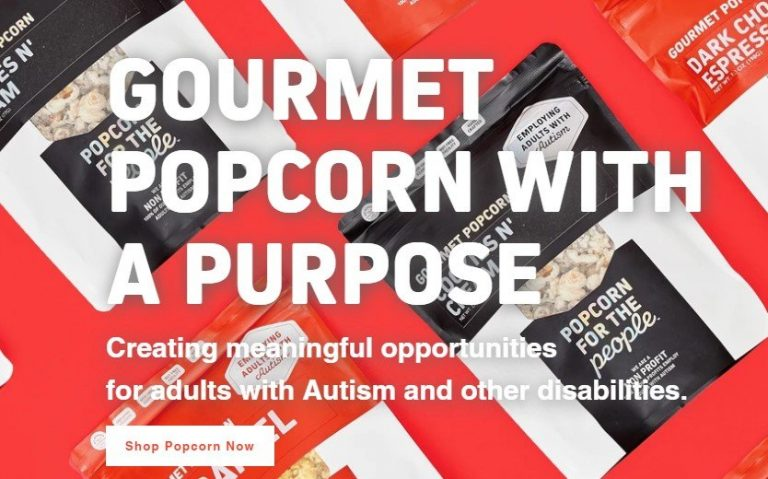 Popcorn for the People: Employing Adults with Differing Abilities