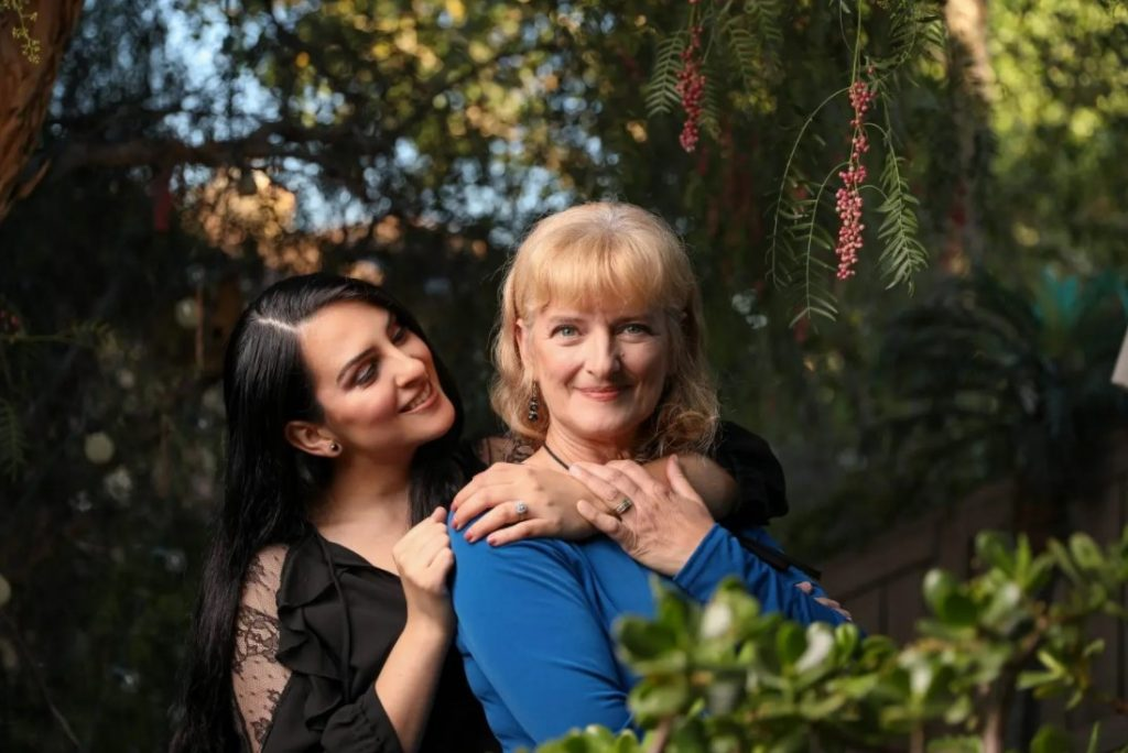 are you a highly sensitive person mother and daughter