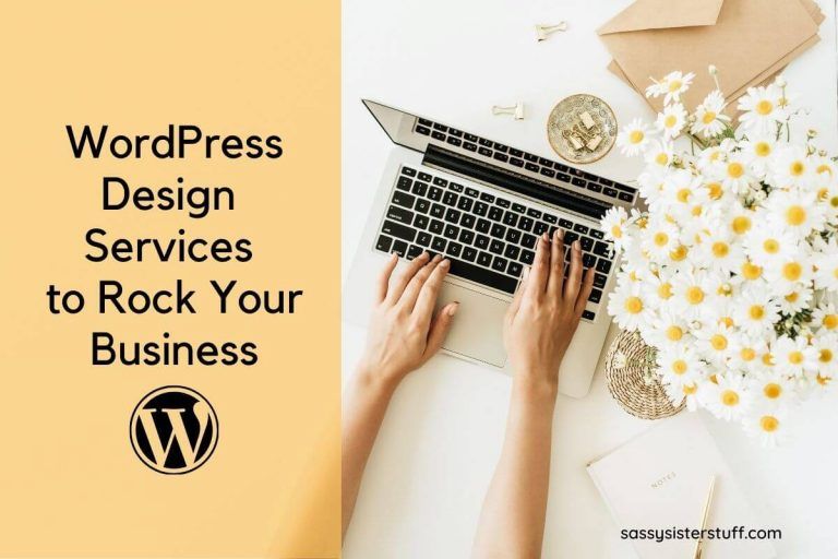 WordPress Design Services to Rock Your Business