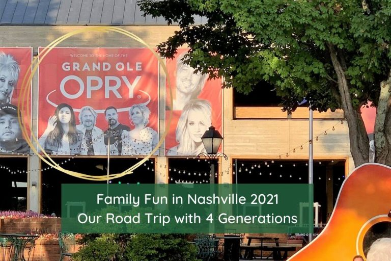 Family Fun in Nashville – Over 50 Things to Do in 2021!