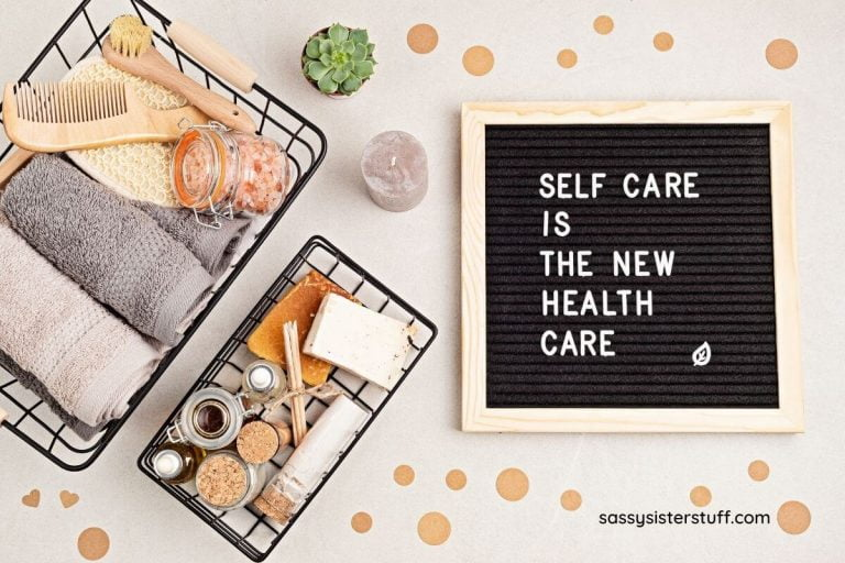 21 Simple Acts of Self Care for Women