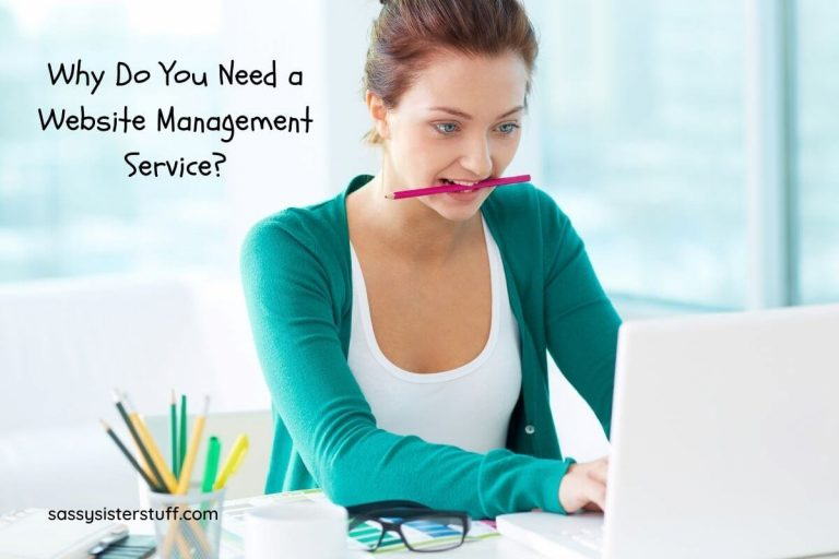 Website Management Service: Affordable Experts Who Care